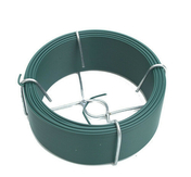 Fil d'attache plastifié Diam.1,3 mm Long.50 m Vert - Enduit de parement traditionnel PARDECO TYROLIEN sac de 25kg coloris J33 - Gedimat.fr