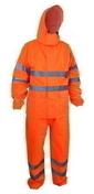 Ensemble de pluie polyester HV coloris orange taille L - Bois Massif Abouté (BMA) Sapin/Epicéa traitement Classe 2 section 60x240 long.6m - Gedimat.fr