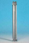 Suspente longue SL40 T47 - 400x44mm - boîte de 50 pièces - Laine de verre TP 238 revêtue kraft - 1,35x0,6m Ep.140mm - R=4,40m².K/W. - Gedimat.fr