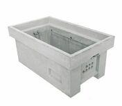 Chambre télécom STANDARD K2C dim.int.150x75cm haut.75cm avecfond - Enduit d'imperméabilisation et de décoration de façade manuel WEBER.PROCALIT G sac 25 kg Brun teinte 012 - Gedimat.fr