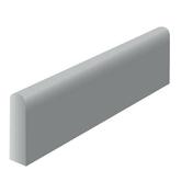 Bordure béton P2 ép.8cm haut.20cm long.1m classe B - Bombe aérosol de peinture à séchage rapide contenance 400ml teinte RAL 9006 coloris gris métallisé vendue à l'unité - Gedimat.fr