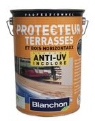 Protection terrasses anti uv 5L - Traitements curatifs et pr�ventifs bois - Couverture & Bardage - GEDIMAT