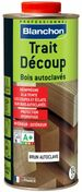 Traitement bois ext�rieur TRAIT DECOUPE bidon 1L coloris brun - Traitements curatifs et pr�ventifs bois - Couverture & Bardage - GEDIMAT
