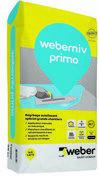 Ragréage WEBER.NIV PRIMO sac 25 kg - Gedimat.fr