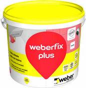 Colle carrelage WEBER.FIX PLUS blanc en pâte seau de 15kg - Colles - Joints - Revêtement Sols & Murs - GEDIMAT