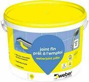 Joint WEBER.JOINT PATE seau de 5kg blanc - Dalle de particule rainurée 4 rives CTBS ép.22mm larg.925mm long.2,05m - Gedimat.fr