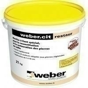 Mortier WEBER.CIT RESTAUR DM coloris 74-7126 pot de 7kg - Gedimat.fr