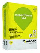 Sous-enduit pour système d'Isolation Thermique par l'Extérieur WEBER.THERM XM sac de 25kg - Enduit de rebouchage façade en pâte BOSTIK seau de 4kg - Gedimat.fr