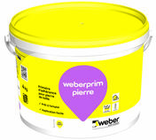 Primaire d'adherence WEBER.PRIM PIERRE pot de 4kg - Adjuvants - Matériaux & Construction - GEDIMAT