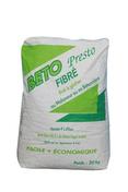 Mortier + fibre pour chape BETOPRESTO sac de 20kg - Tuile de ventilation HP10 HUGUENOT + grille coloris rouge - Gedimat.fr