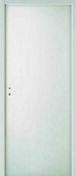 Bloc-porte isolant climat B huisserie de 66x55mm haut.2,04m larg.83cm droit poussant - Bloc-porte PORTALIT haut.2,04m larg.83cm cloison 70mm gauche poussant blanc - Gedimat.fr