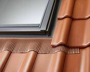 Raccord pour fenêtre VELUX sur tuiles juqu'à 120mm de relief EDW CK02 type 0700C2 pose traditionnelle - Fenêtres de toit - Raccords - Couverture & Bardage - GEDIMAT