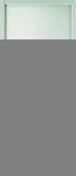 Bloc-porte coupe-feu EI30 (1/2h) avec serrure huisserie de 66x55mm haut.2,04m larg.83cm droit poussant - Volet battant PVC ép.24mm blanc 1 vantail gauche haut.1,75m larg.80cm - Gedimat.fr
