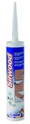mastic acrylique SILWOOD cartouche de 310ml coloris iroko - Joints - Plomberie - GEDIMAT