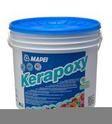 Mortier époxy bicomposant KERAPOXY N°172 bleu espace seau de 5kg - classe R2T / RG - Colles - Joints - Revêtement Sols & Murs - GEDIMAT