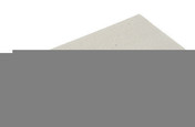 Chaperon CLASSIQUE plat haut.4cm larg.28cm long.49cm coloris blanc cassé - Panneau de Particule Surfacé Mélaminé (PPSM) ép.8mm larg.2,07m long.2,80m Blanc Antik finition Perlé - Gedimat.fr