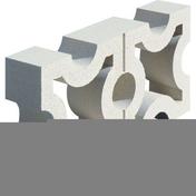 Claustra SAN REMO dim.20x40cm coloris blanc - Electrodes de soudage fonte diam.3,2mm blister 9 pièces - Gedimat.fr