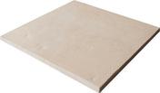 Dalle en pierre reconstituée VENDOME dim.50x50cm coloris ivoire - Porte d'entrée PVC PVC LAMBDA 3 avec isolation totale de 120mm droite poussant haut.2,00m larg.90cm blanc - Gedimat.fr