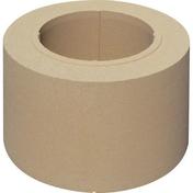 Elément de fut LISSE diam.35cm coloris ton pierre - Doublage isolant plâtre + polystyrène PREGYMAX 29,5 ép.13+90mm larg.1,20m long.2,50m - Gedimat.fr