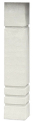 Balustre CHAILLOT OCEANE carré 11x11cm haut.66cm coloris blanc cassé - Poutre en béton précontrainte LBI larg.20cm haut.35cm long.5,40m - Gedimat.fr