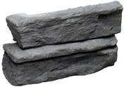Plaquette de parement MUROK MONTANA ép.1,5cm long.1m larg.54cm coloris gris - Parements intérieurs - Cuisine - GEDIMAT