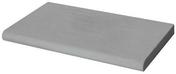 Margelle piscine droite BERGERAC long.49,5 larg.31cm coloris gris - Tuile châtière ROMANE SANS + grille coloris patrimoine - Gedimat.fr