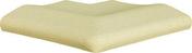Margelle piscine d'angle DECO droite dim.33x33cm rayon.15cm coloris pierre du lot - Margelles - Revêtement Sols & Murs - GEDIMAT