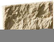 Plaquette de parement MUROK CLASSIC ép.1,5cm long.20cm larg.10cm coloris blanc cassé - Kit réglette en aluminium mat puissance 4,5W / 315 lm classe III long.5cm larg.2,2cm ép.1,1cm - Gedimat.fr