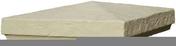 Chapeau CHEVERNY 41x41cm ép.11cm coloris ton champagne - Poutrelle en béton LEADER 114 haut.11cm larg.9,5cm long.4,90m - Gedimat.fr