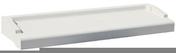 Appui de fenêtre nez arrondi en pierre reconstituée ép.6cm larg.35cm long.1,20m coloris blanc - Porte de service isolante DIEPPE en PVC ISO160 blanc gauche poussant haut.2,15m larg.90cm - Gedimat.fr
