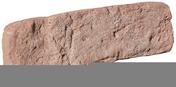 Plaquette GRANULIT G54 ép.1,1cm larg.5cm long.20,5cm coloris ton rouge - Bois Massif Abouté (BMA) Sapin/Epicéa non traité section 60x240 long.5,50m - Gedimat.fr