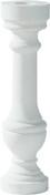 Balustre BARCELONE MEDITERRANEENE ronde haut.66cm diam.16cm coloris blanc - Coude à sertir pour tube multicouches NICOLL Fluxo angle 90° diam.26mm sortie à visser femelle diam.20x27mm - Gedimat.fr