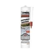 Mastic spécial toiture Rubson FT101 cartouche 280ml gris - Mastics - Peinture & Droguerie - GEDIMAT
