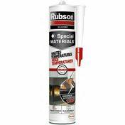 Mastic hautes températures cartouche 280ml noir - Mastics - Peinture & Droguerie - GEDIMAT