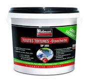 Etanchéïté liquide pour toitures plates et inclinées SP360 RUBSON gris 1kg - Etanchéité de couverture - Matériaux & Construction - GEDIMAT