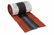 Closoir souple DRYROLL 365 larg.36,5cm long.10m coloris rouge sienne - Closoirs - Couverture & Bardage - GEDIMAT
