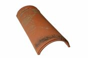 Faîtière/Arêtier conique de 50 coloris terre d'ocres - Porte d'entrée CEDOUSA avec isolation totale de 100 mm en acier gauche poussant haut.2,15m larg.90cm laqué gris - Gedimat.fr