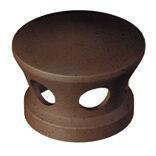Lanterne terre cuite CHARTREUSE/REGENCE diam.90mm coloris brun masse - Doublage isolant plâtre + polystyrène PREGYSTYRENE TH32 PV ép.10+80mm larg.1,20m long.2,80m - Gedimat.fr