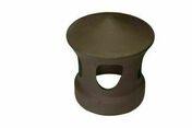 Lanterne D150/160 brun masse - AV120 - Sorties de toit - Couverture & Bardage - GEDIMAT