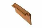 Rive à rabat droite CHARTREUSE/REGENCE coloris brun vieilli nouveau - Bloc-porte HEGOA 3D parement chêne massif brossé - coloris chêne brossé blanchi haut.204cm larg.93cm poussant gauche - Gedimat.fr