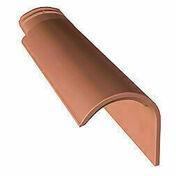 Tuile de rive droite GALLEANE 12 coloris rouge occitan - Doublage isolant plâtre + polystyrène PREGYSTYRENE TH32 ép.10+60mm larg.1,20m long.2,50m - Gedimat.fr