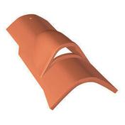 Châtière en terre cuite STOP coloris silvacane littoral - Doublage isolant plâtre + polystyrène PREGYSTYRENE TH32 ép.13+110mm larg.1,20m long.2,50m - Gedimat.fr