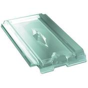 Tuile en verre LOSANGEE - Plaque de plâtre standard KNAUF KS APV BA10 ép.9,5mm larg.1,20m long.3,00m - Gedimat.fr
