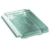 Tuile en verre REGENCE / CHARTREUSE - Feuille de stratifié HPL sans Overlay ép.0.8mm larg.1,30m long.3,05m décor Blanc Antik finition Velours bois poncé - Gedimat.fr