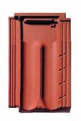 Tuile MARSEILLE rouge - MS301 - Tuiles et Accessoires - Couverture & Bardage - GEDIMAT