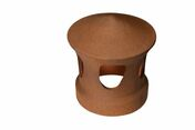 Lanterne D150/160 brun vieilli - AV120 - Sorties de toit - Couverture & Bardage - GEDIMAT