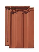 Tuile en terre cuite BELMONT coloris rouge naturel - Enduit d'imperméabilisation et de décoration de façade manuel WEBER.PROCALIT F sac 25 kg vert terre - Gedimat.fr