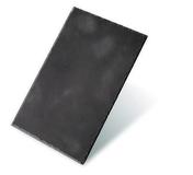 Ardoise POMMAY 40x24 coloris flammée gris - Ardoises et Accessoires - Couverture & Bardage - GEDIMAT