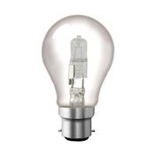 Ampoule halogène standard B22 - 28 W - Ampoules - Tubes - Electricité & Eclairage - GEDIMAT