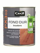 Fon dur PX303 incolore  - pot 1l - Produits de finition bois - Aménagements extérieurs - GEDIMAT